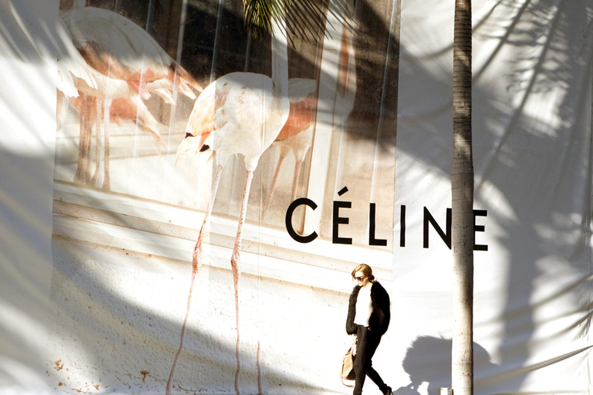 6dfbbf6db6ba Is Céline Reopening Its South Coast Plaza Boutique This Year ...