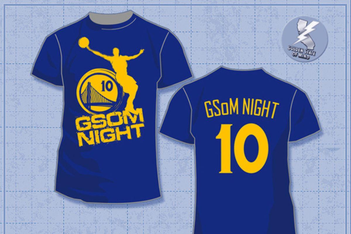 Gsom Night 2017 18 Announcement And Shirt Design Request Golden
