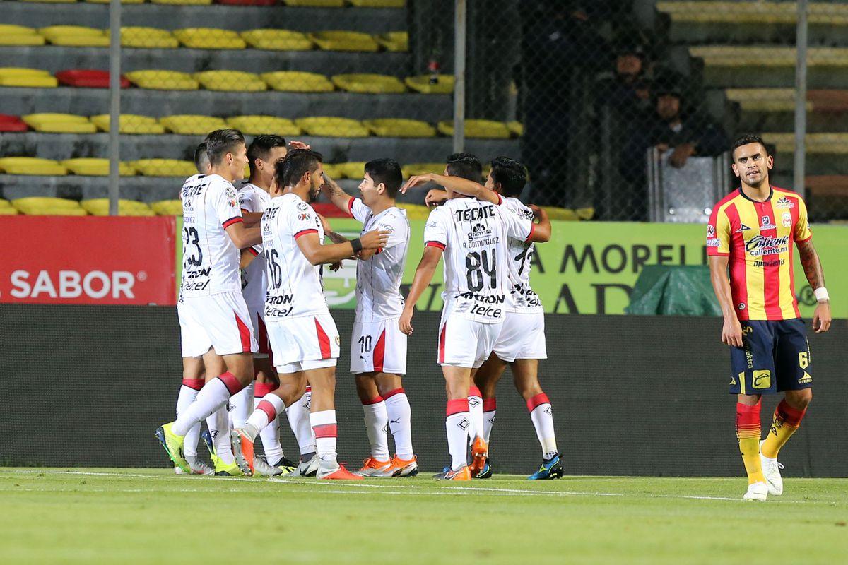 Morelia v Chivas - Copa MX Apertura 2018