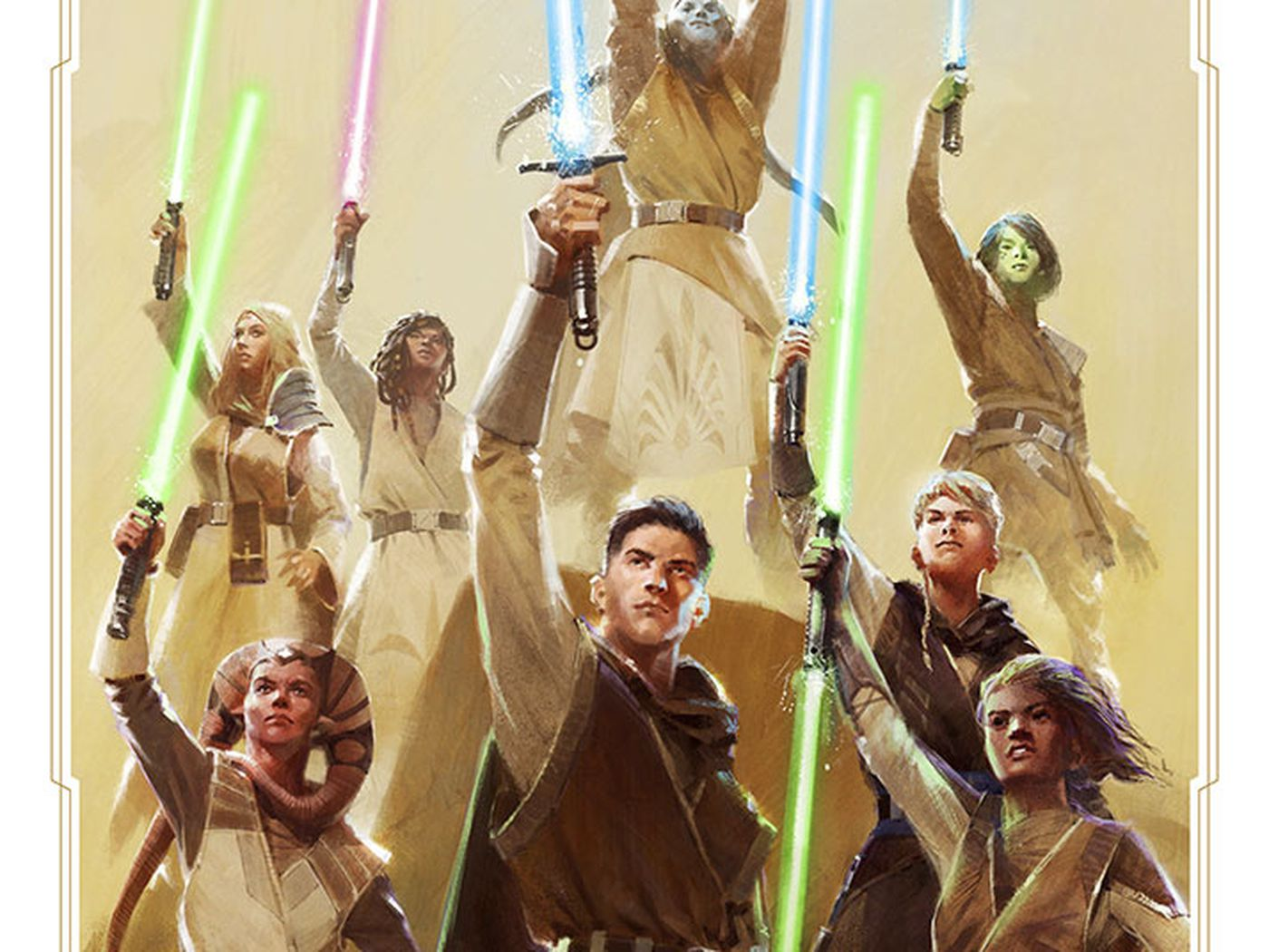 Star Wars The High Republic To Feature Jedi Nihil Here S What We Know Deseret News