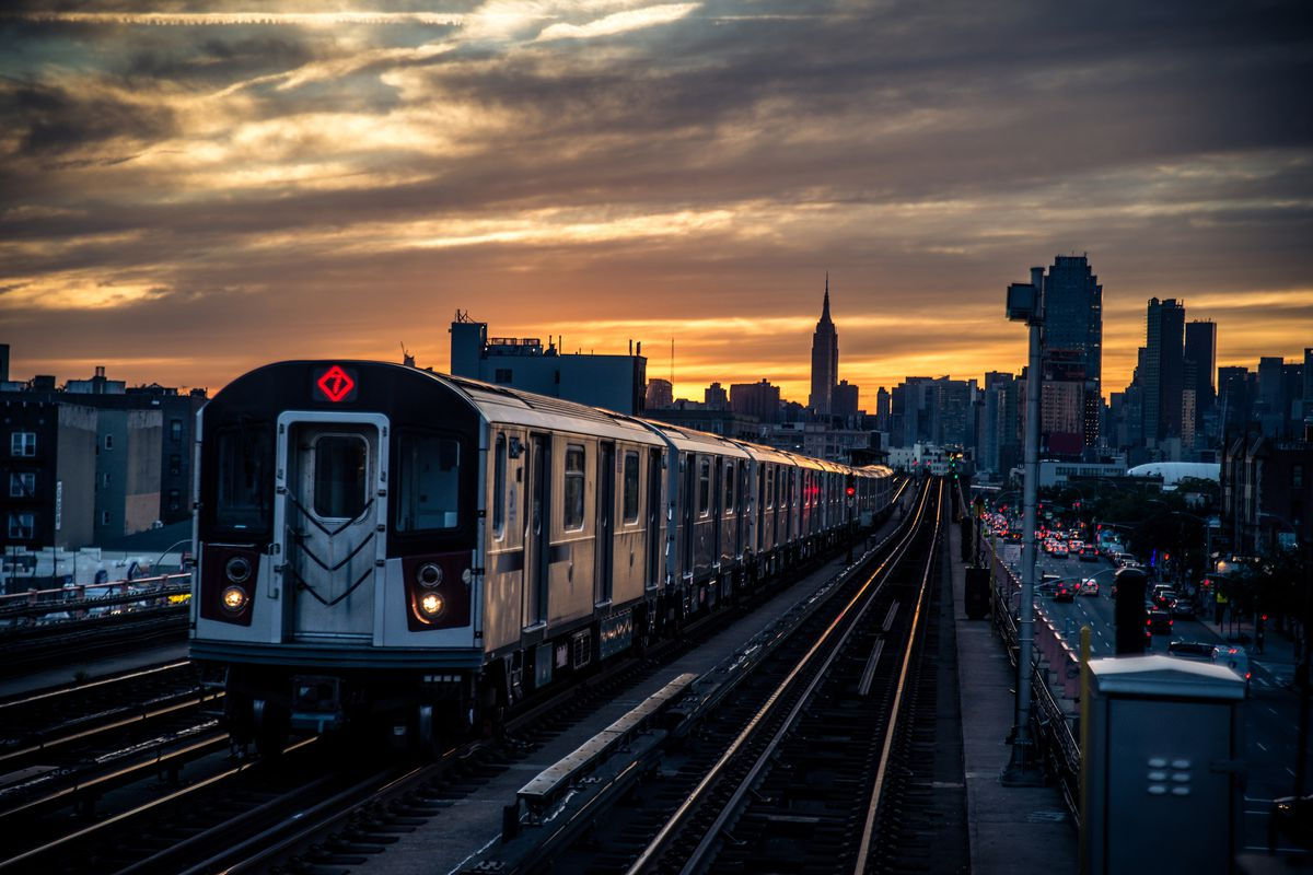 Best Instagram Accounts For Nyc Subway Lovers Curbed Ny