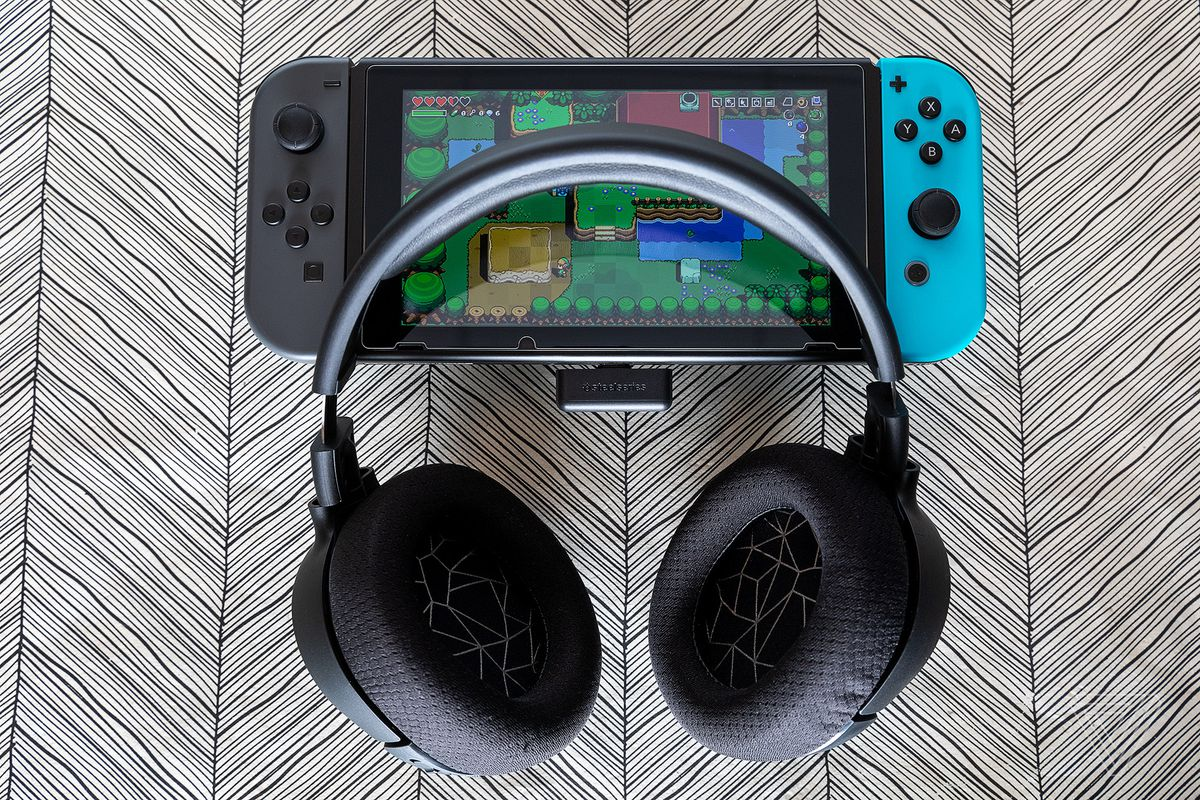 Steelseries Arctis 1 Wireless Headset Is Perfect For The Nintendo Switch The Verge