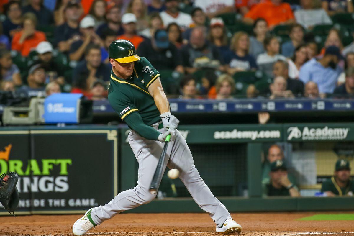 MLB: SEP 10 Athletics at Astros