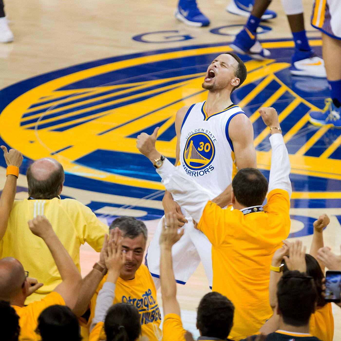 2b1535b36a9 Stephen Curry is inspiring the future of basketball. How can that be a bad  thing  New