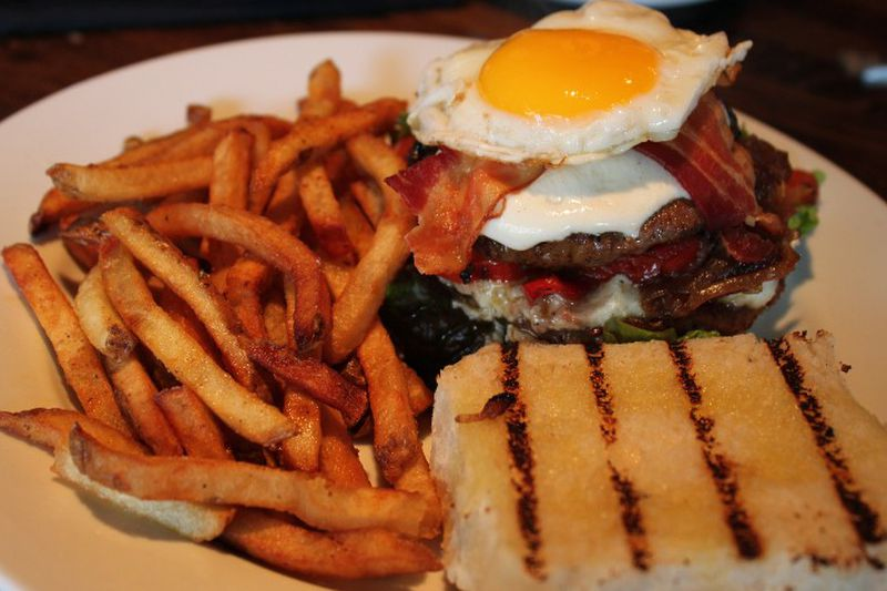 Houston\'s Most Outrageous Burgers - Eater Houston