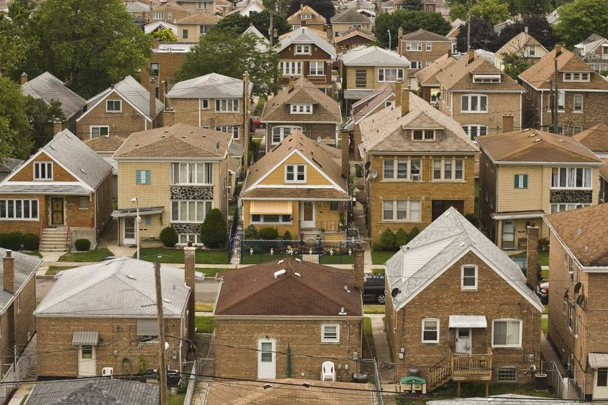 South suburban homeowners pay more in property taxes than