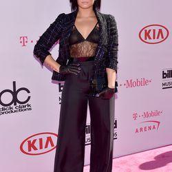 Demi Lovato in Chanel