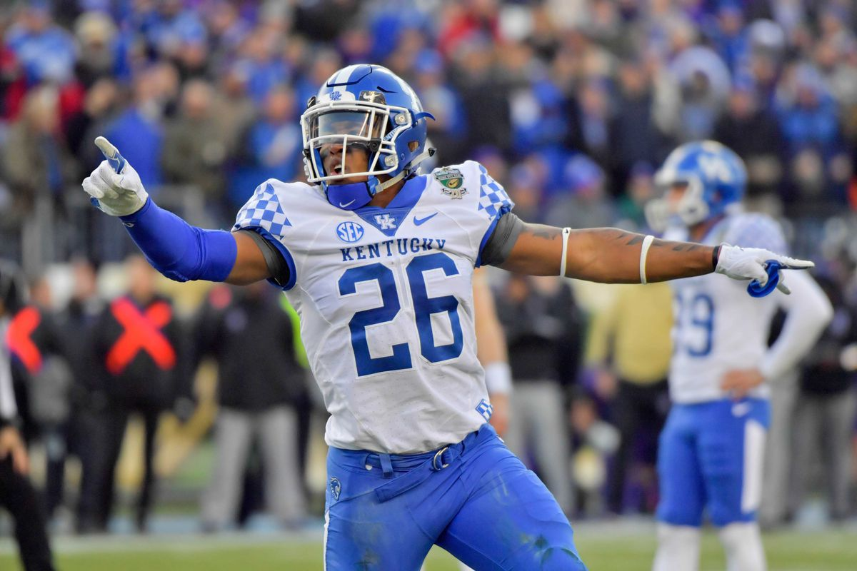 Kentucky Wildcats Quickies Running Back State Edition A Sea Of Blue