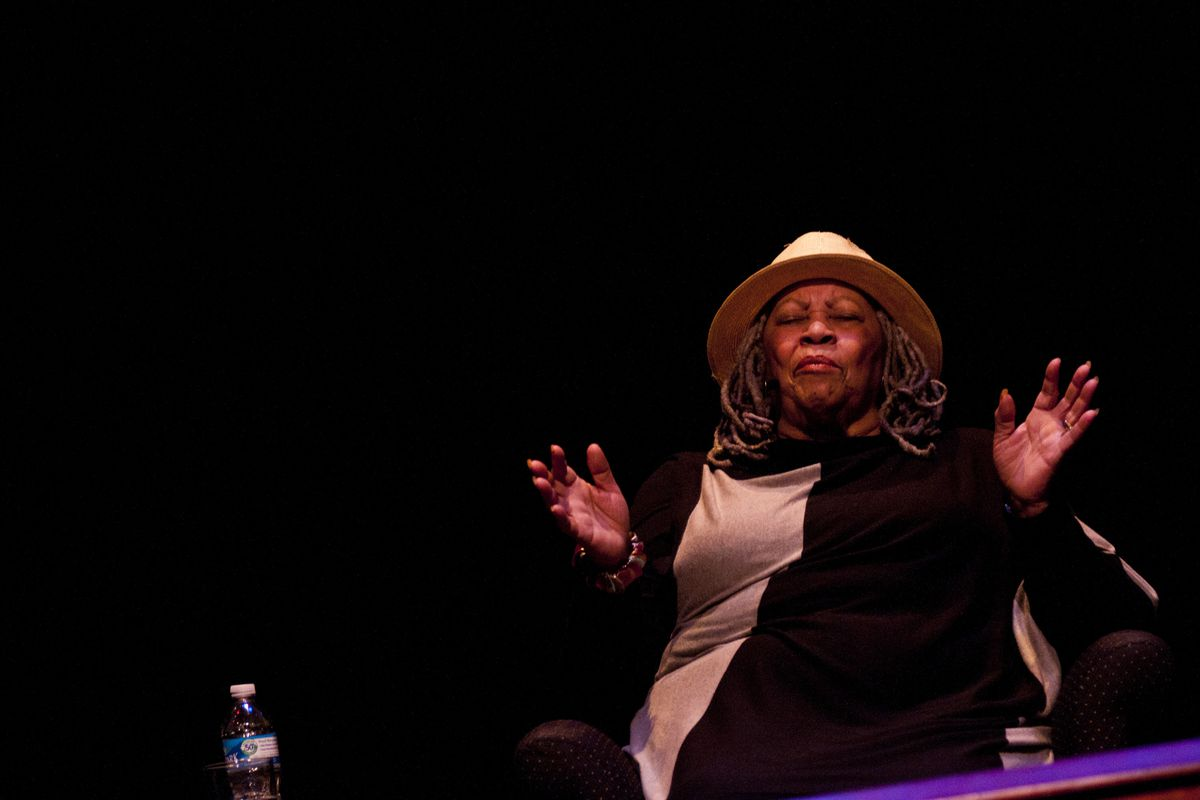 An Evening With Toni Morrison