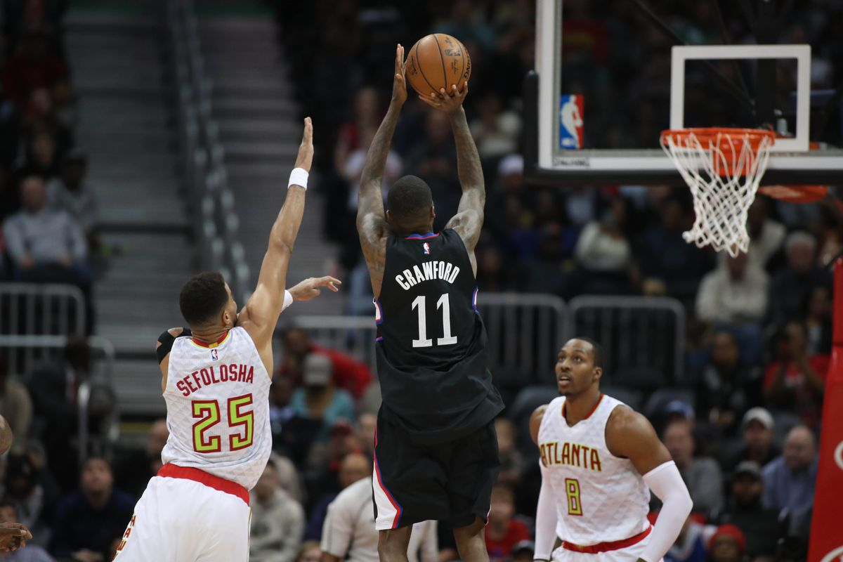 Atlanta Hawks e to out agreement with Jamal Crawford