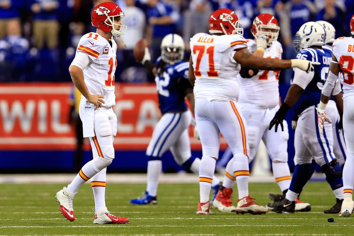 21fa4af46 Ranking the Kansas City Chiefs playoff losses by how much they sucked
