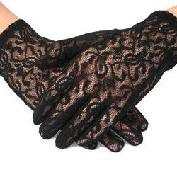 Ladies emporium, lace gloves, $9, ladiesemporium.com