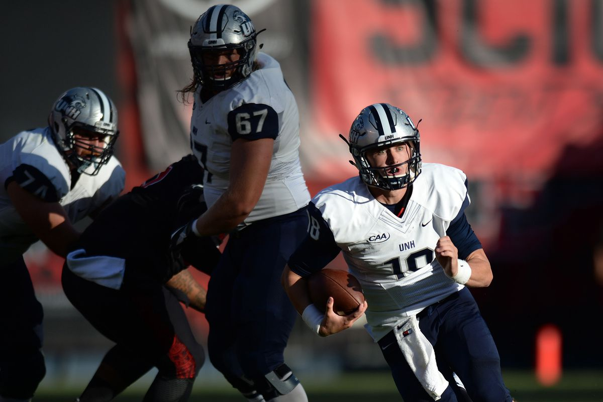 NCAA Football: New Hampshire at San Diego State