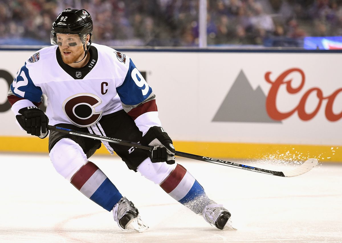 Avalanche Announced As Host Of 2020 Stadium Series In Colorado