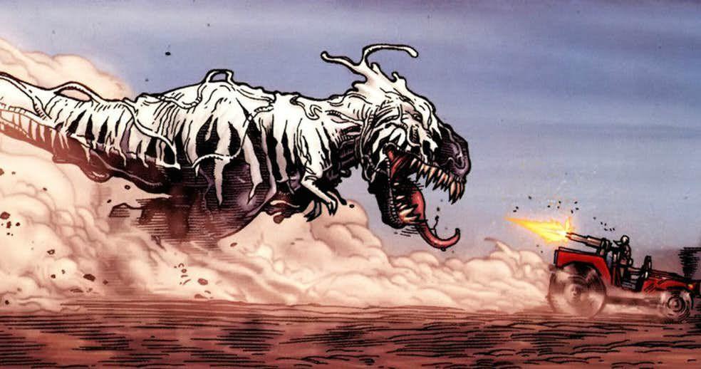From Old Man Hawkeye, Marvel Comics (2018).
