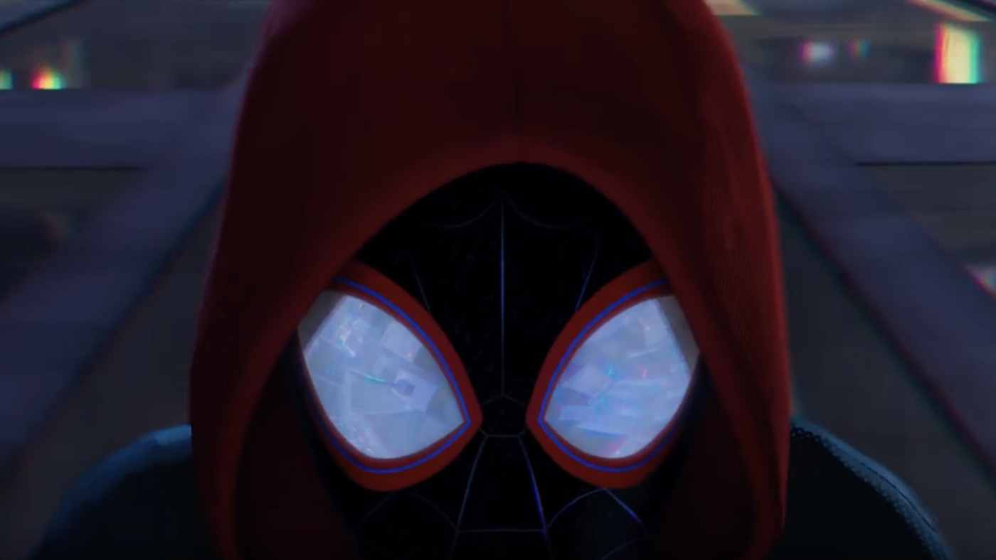 Spider Man Into The Spider Verse S New Trailer Looks Incredible The Verge
