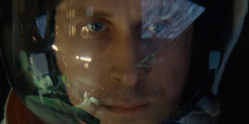 firstman1 First Man stars Ryan Gosling as Neil Armstrong, a man struggling to deal with his grief