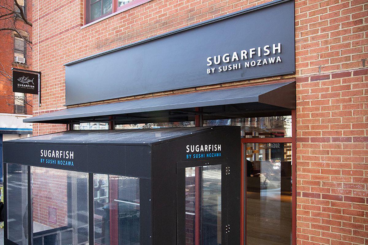 Sugarfish Soho