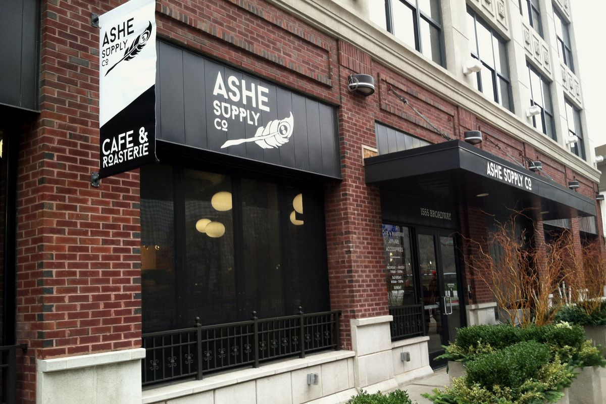 Crane's on Broadway has shuttered to make way for a new coffee shop.