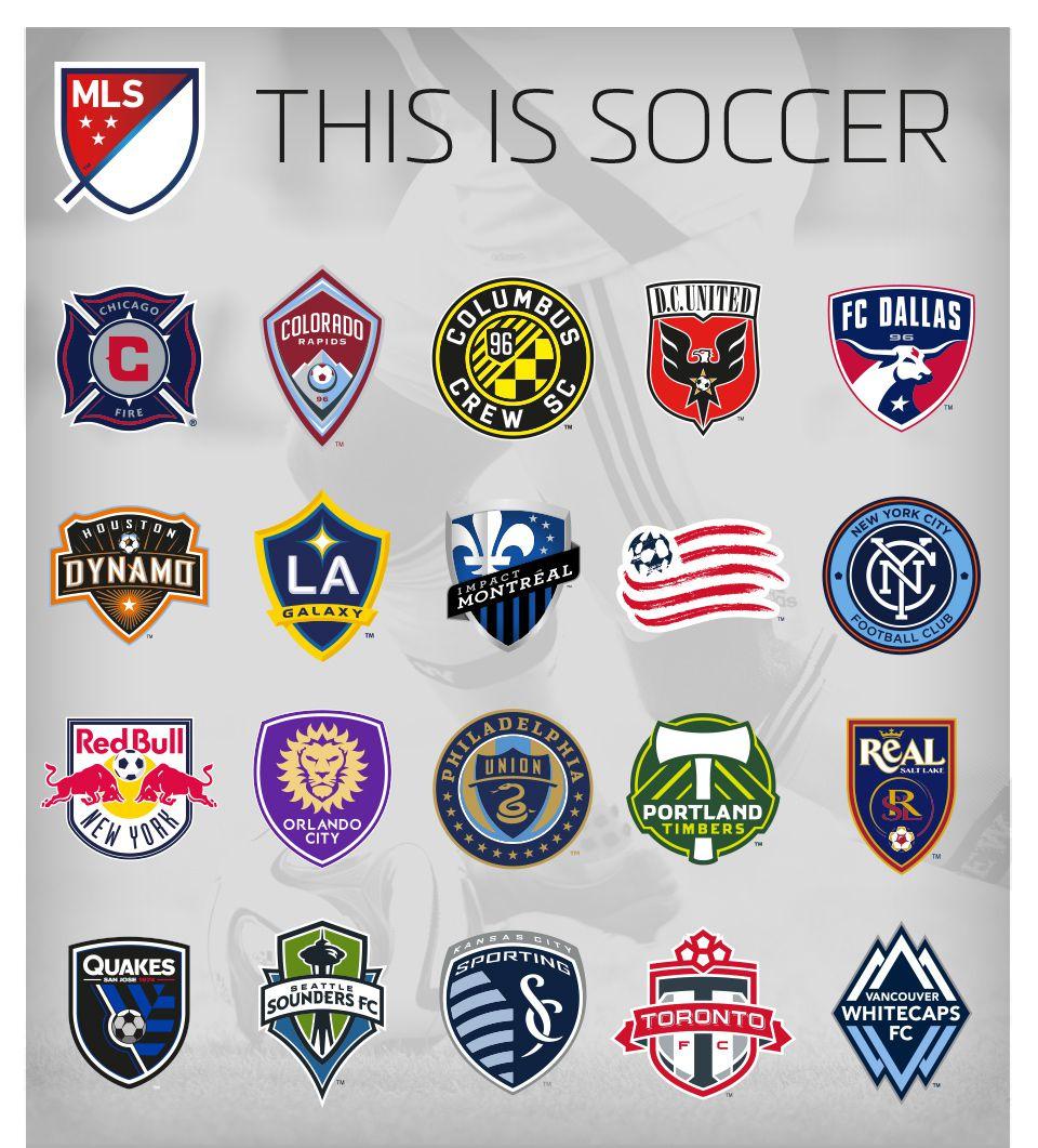 MLS 20 New Crew logo