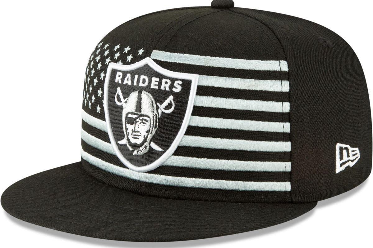5923a9f9 Raiders NFL Draft hats are here and you are going to want one ...