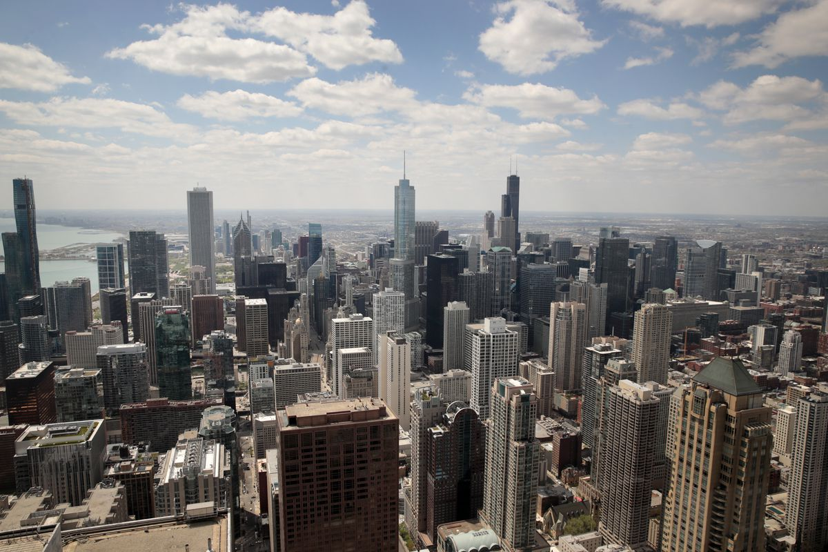Chicago Attractions Remain Shut Down As Tourism Remains At A Standstill