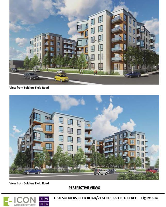 Apartment Searching Sites: Brighton Development Aims For H-shaped Complex Of Market