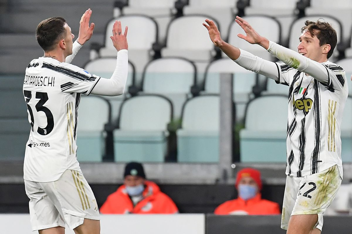 Juve overcome another slow start to beat Spezia - Black & White & Read All  Over