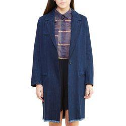"""<b>Isabel Marant</b> Fara Overcoat, <a href=""""http://otteny.com/catalog/clothing/jackets/fara-overcoat-44072.html"""">$620</a> at Otte New York"""