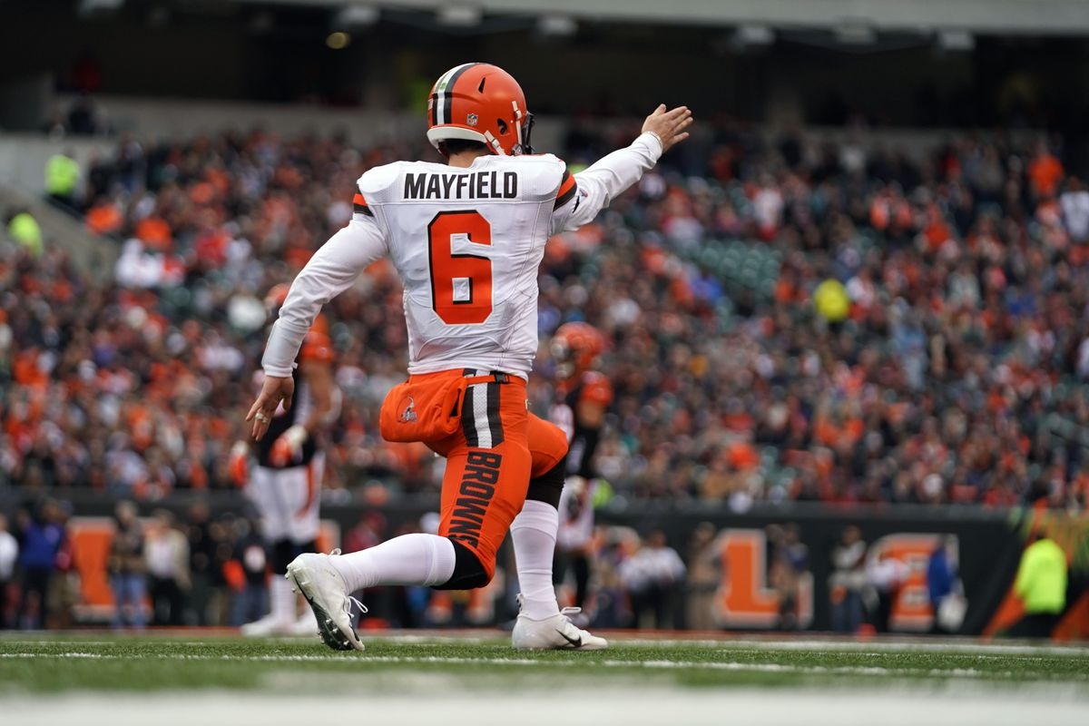 NFL power rankings Week 13  Browns rank ahead of Packers. Yes ... d8cbd7a5b