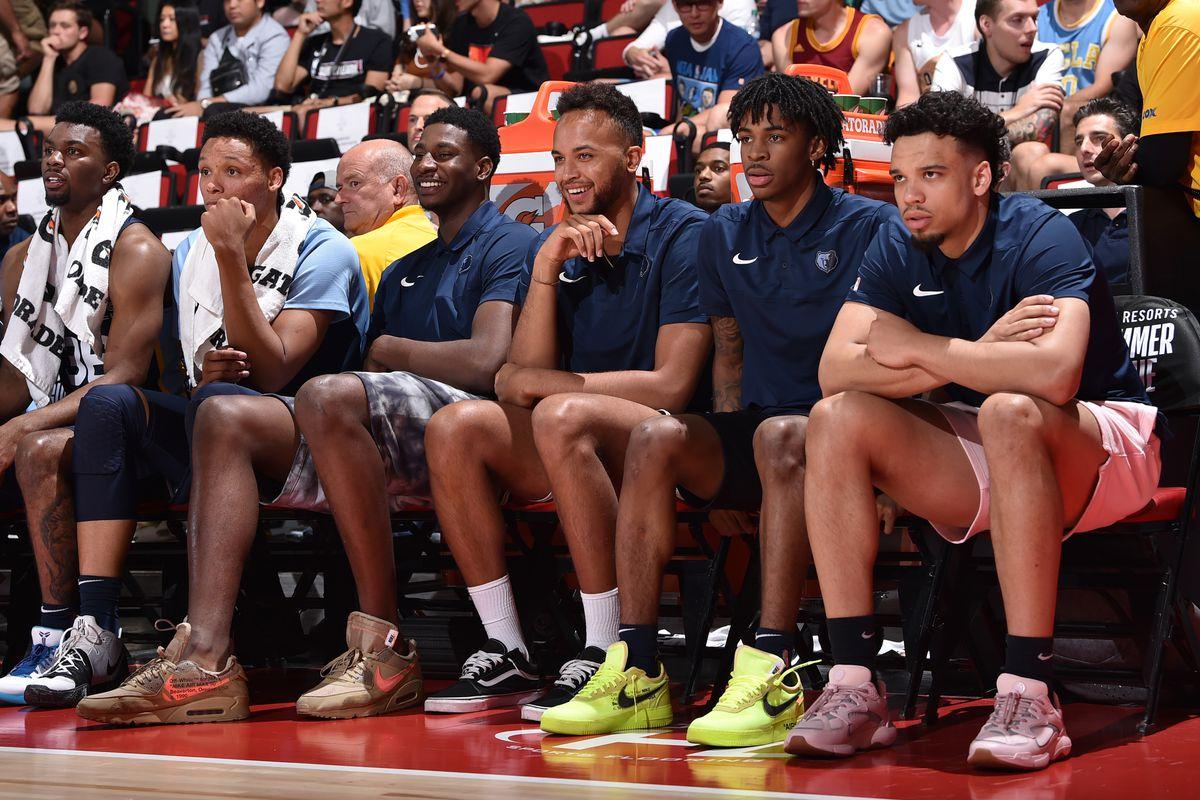 2019 Las Vegas Summer League - Memphis Grizzlies v Indiana Pacers
