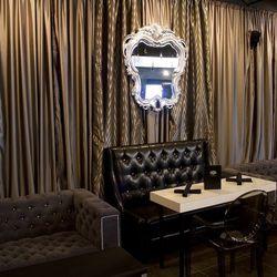 Opulent surroundings at Mingo Kitchen & Bar.