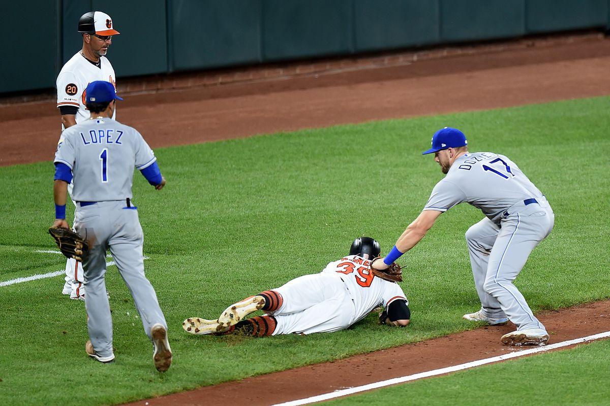 Kansas City Royals v Baltimore Orioles