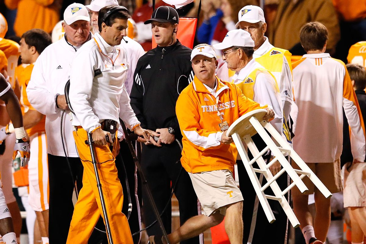Have a seat and enjoy this week's SEC Power Poll, Derek.
