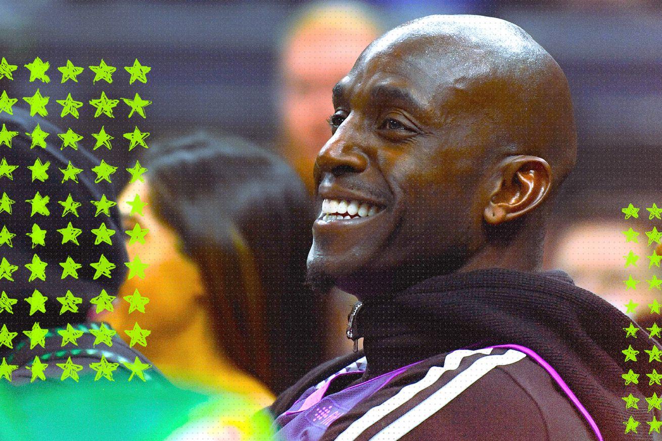 garnett.0 - Kevin Garnett explains why he's making sure WNBA stars get the spotlight they deserve