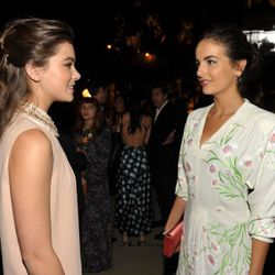 Hailee Steinfeld and Camilla Belle