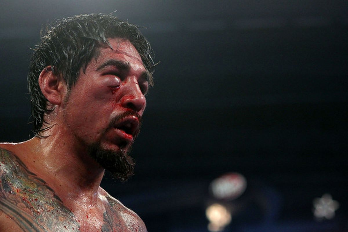 Antonio Margarito will get his rematch with Miguel Cotto, as negotiation issues have been resolved. (Photo by Nick Laham/Getty Images)