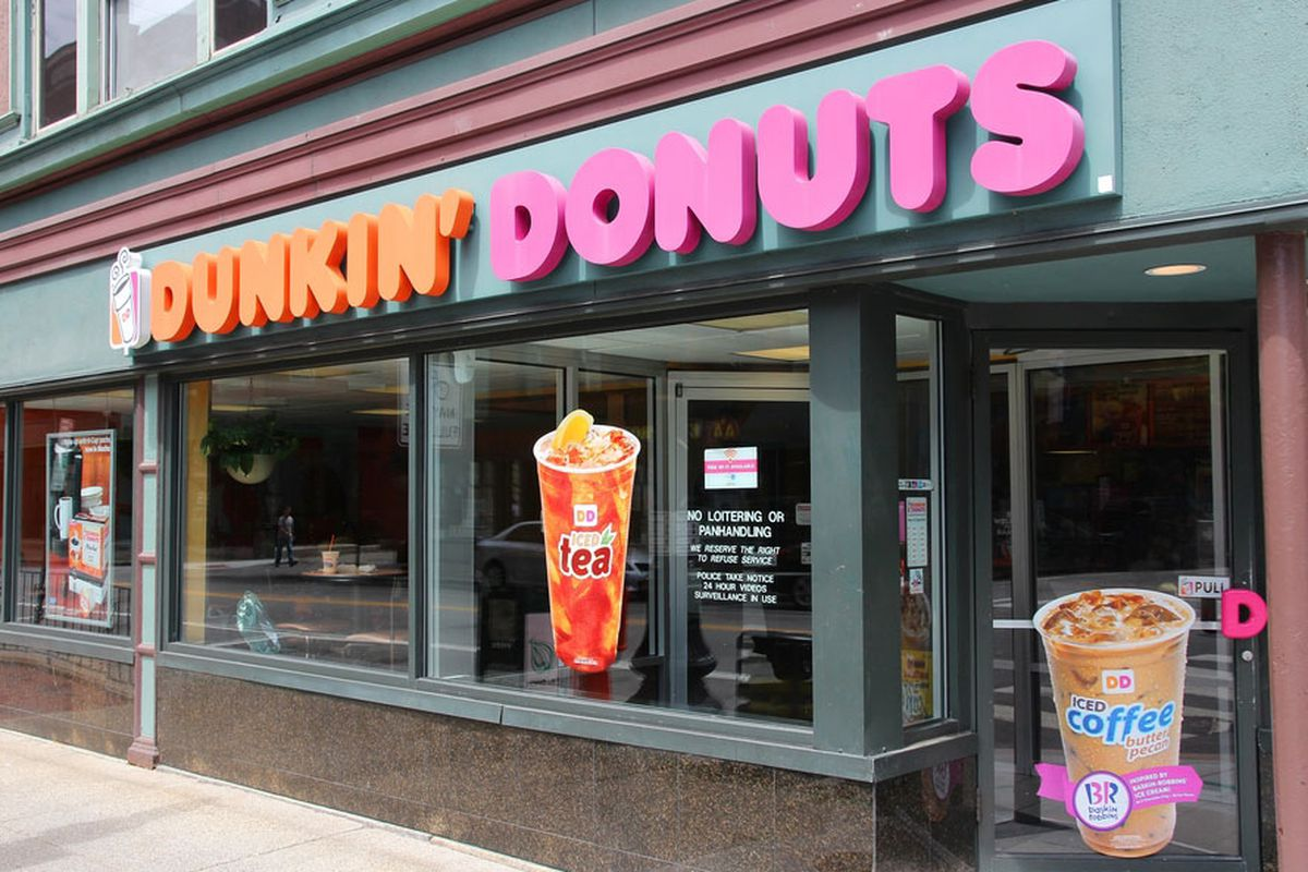 Dunkin Donuts To Open  New Locations In CA Eater - Dunkin donuts location map usa