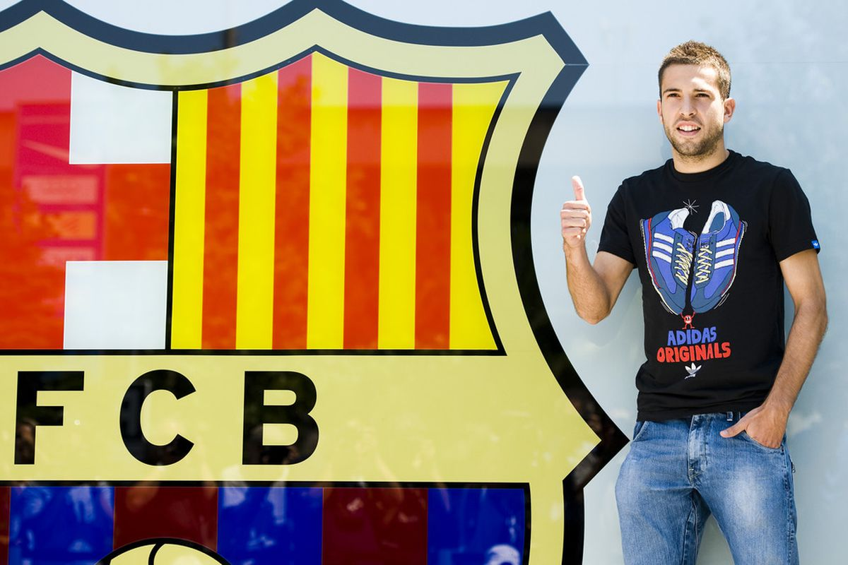 Jordi will be officially presented today.