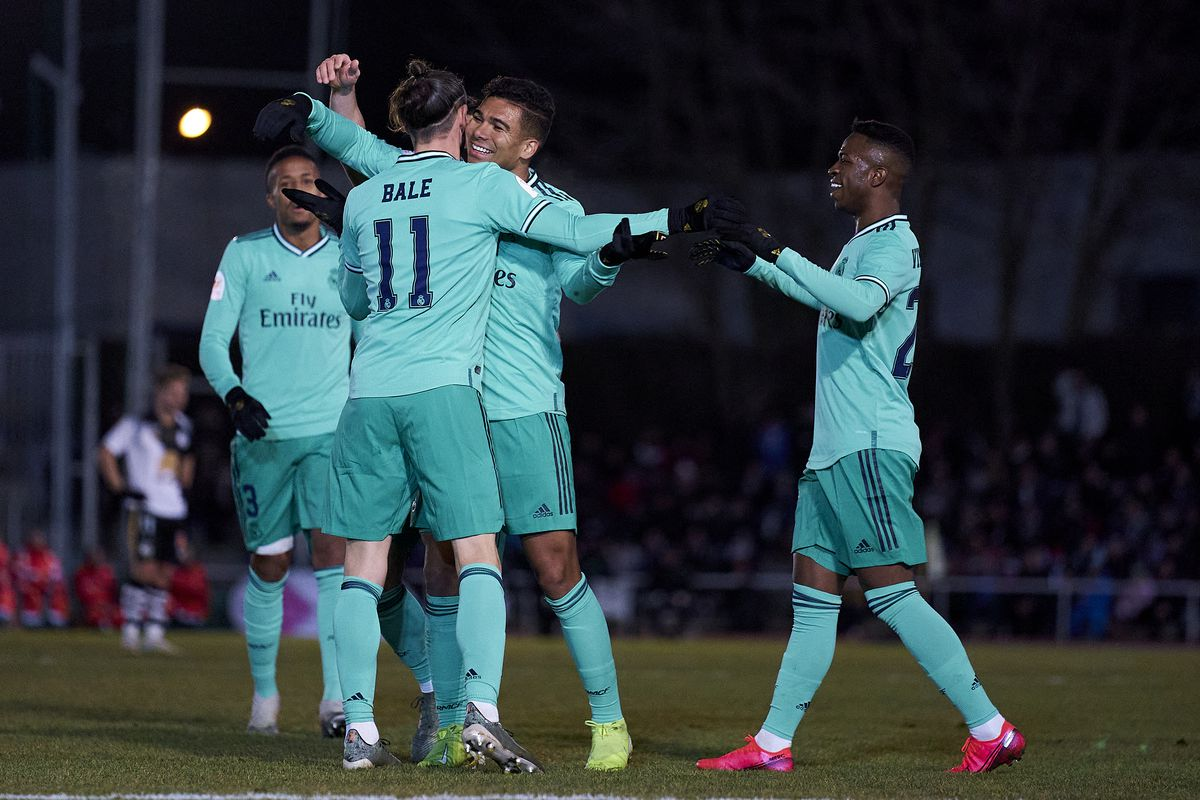 Immediate Reaction Unionistas De Salamanca 1 3 Real Madrid