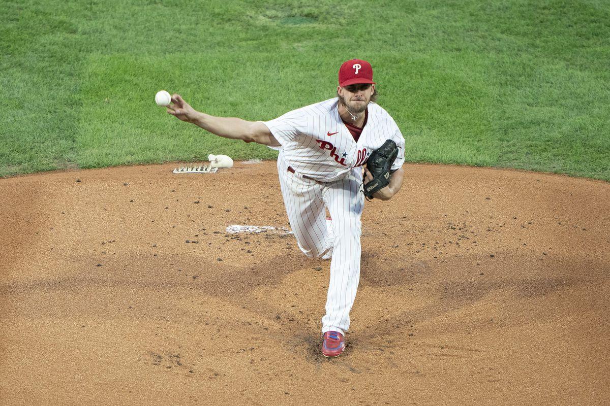 MLB: Washington Nationals at Philadelphia Phillies