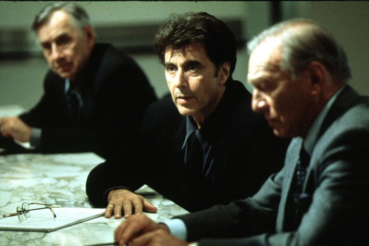 Al Pacino in The Insider.
