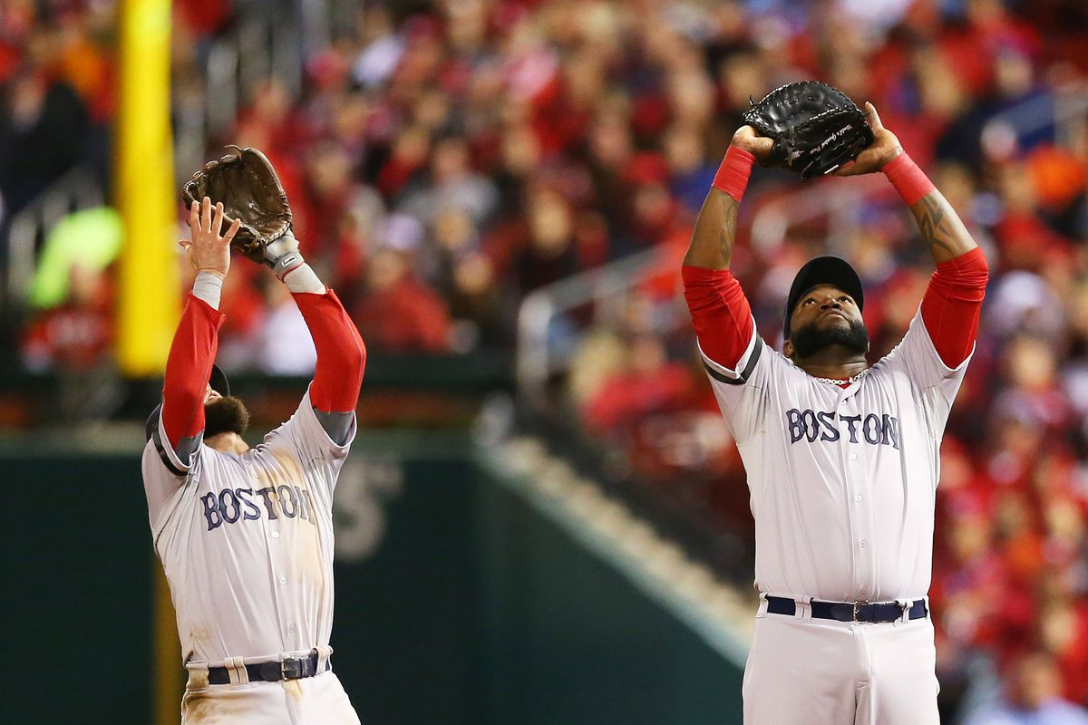 2013 World Series: Red Sox Game 6 starting lineup - SBNation com