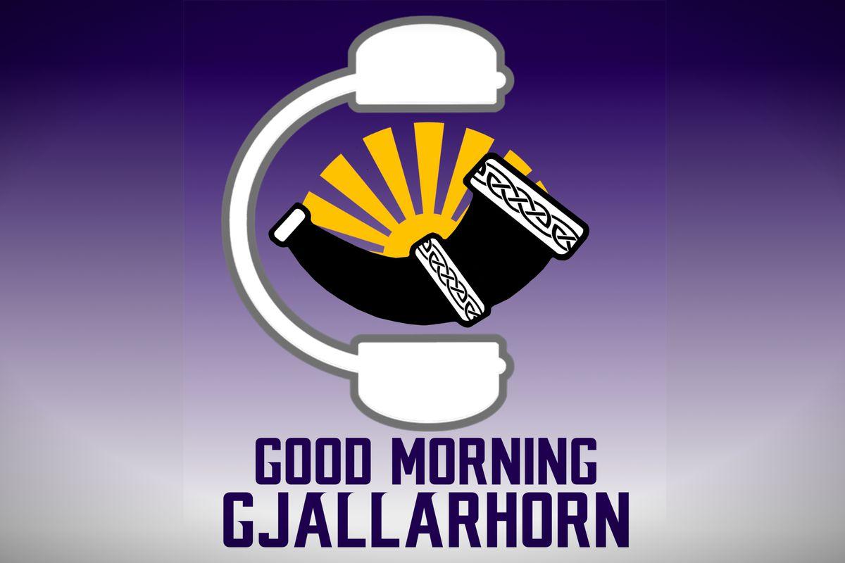 The Good Morning Gjallarhorn Vodcast