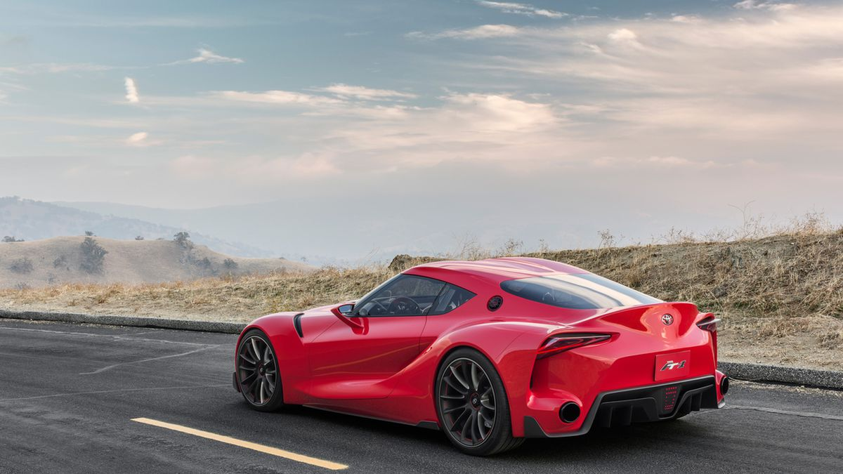 Toyota Ft 1 >> Street Legal How Gran Turismo Helped Toyota Design Its New
