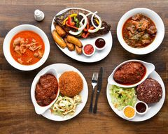 Asafo's Ghanaian food, at one of the best-value restaurants in south west London