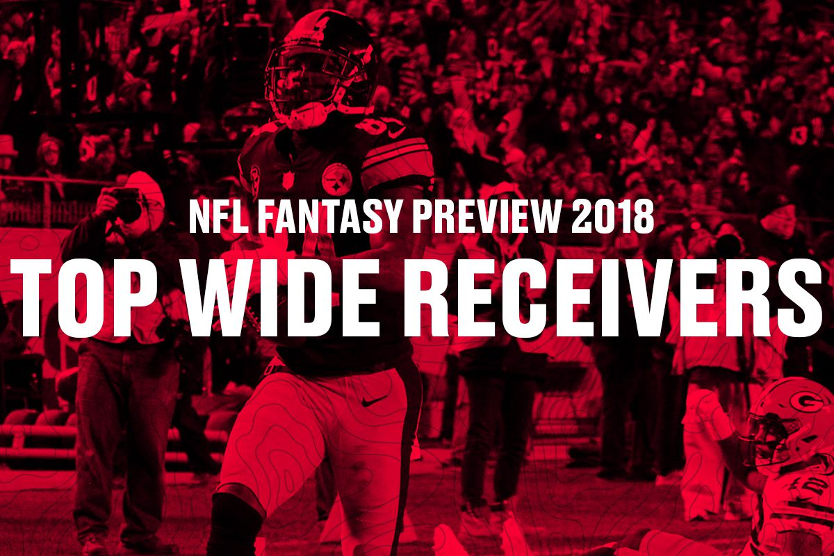 Fantasy football rankings 2018: Top 50 wide receivers in standard