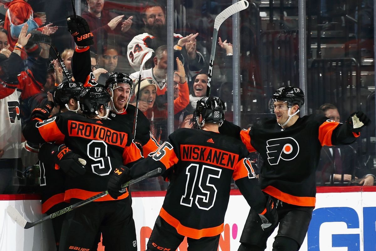 Ottawa Senators v Philadelphia Flyers