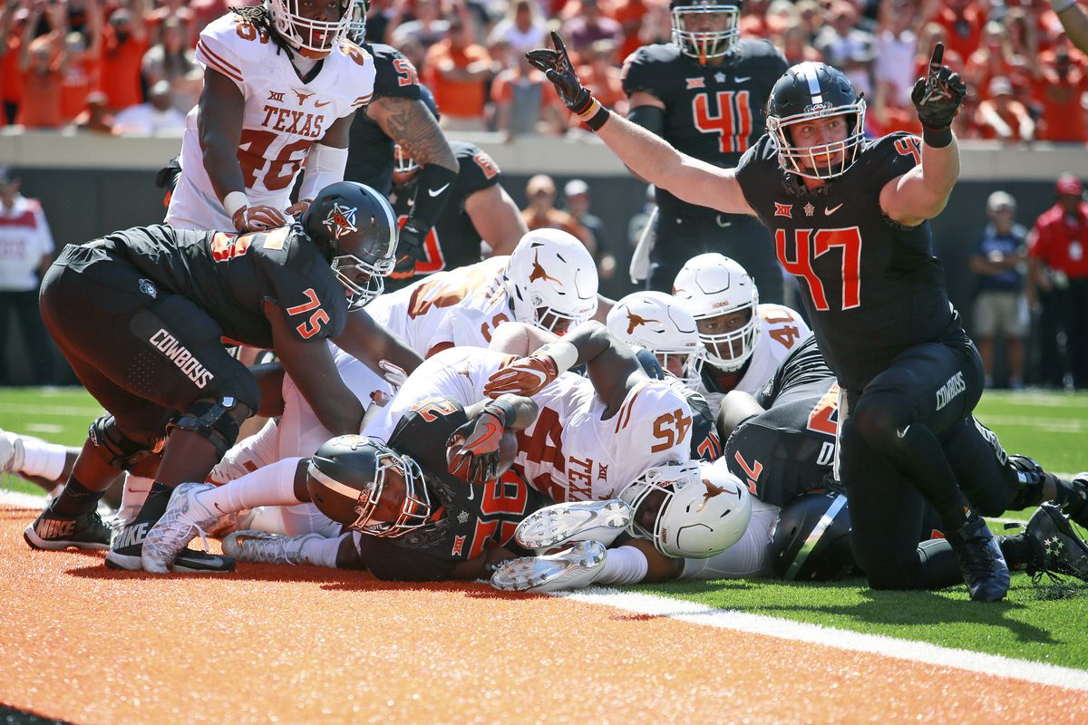 Texas releases official depth chart ahead of ou game burnt orange