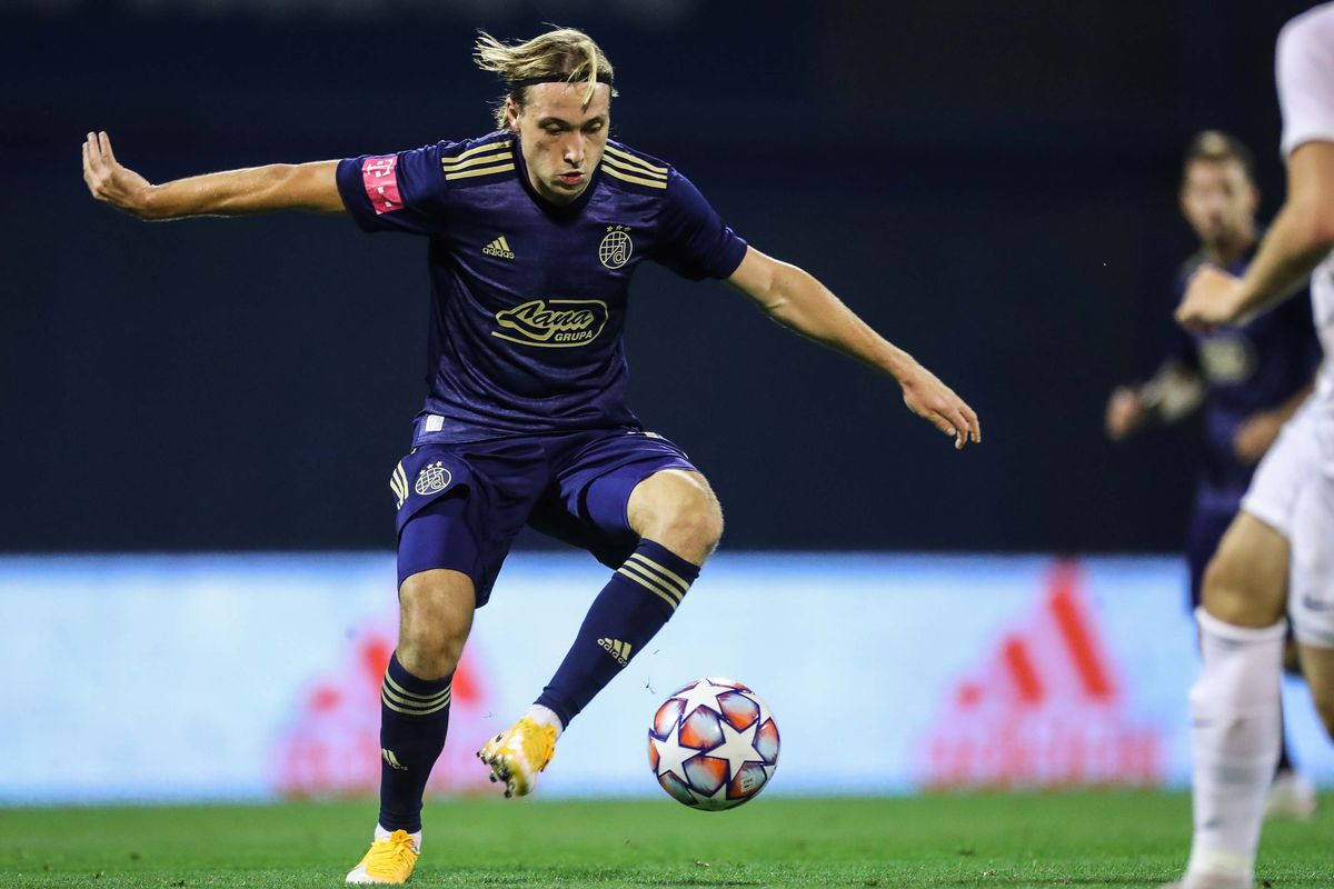 Leeds United Join The Race For Croatian Wonderkid Lovro Majer Through It All Together